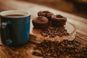 Coffee & Chocolate Muffins