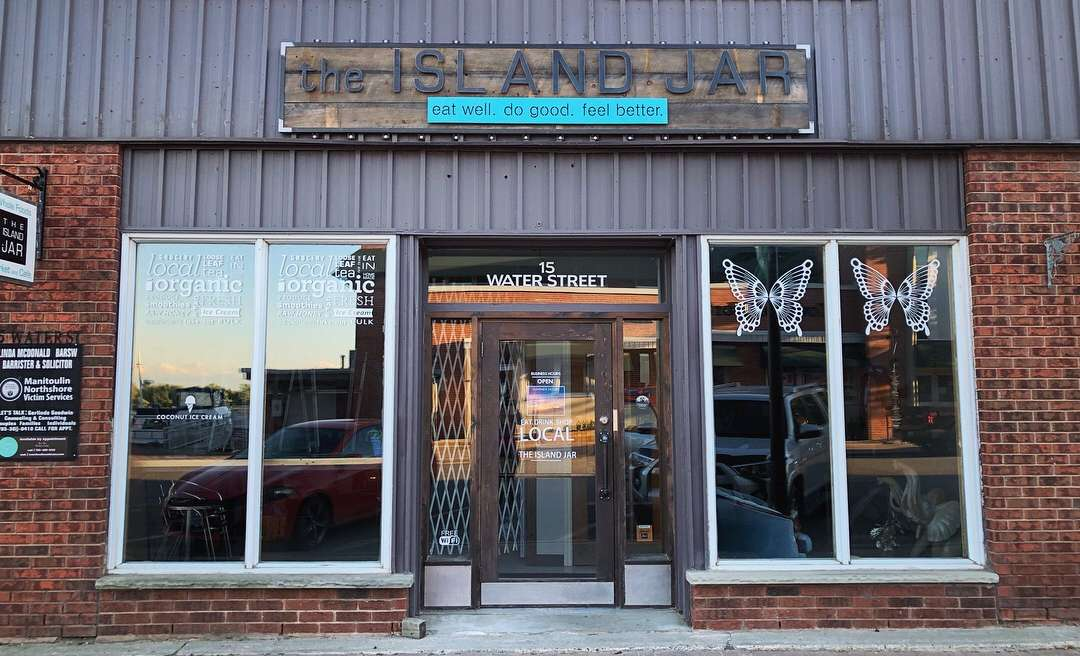 The Island Jar - Storefront