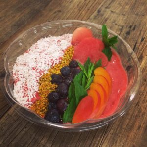 Pride Smoothie Bowl
