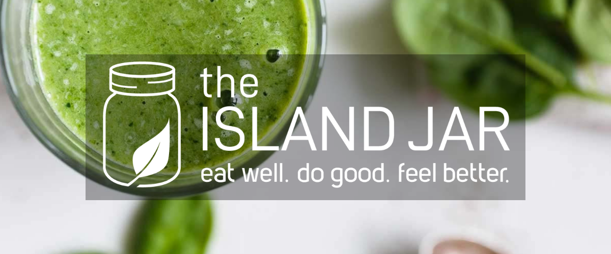 The Island Jar - Post Banner
