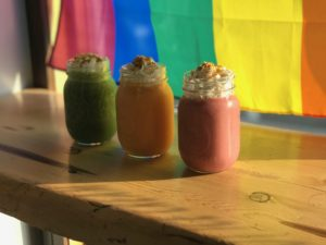 Pride Smoothies