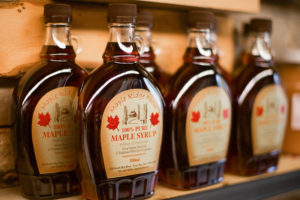 Local Canadian Maple Syrup
